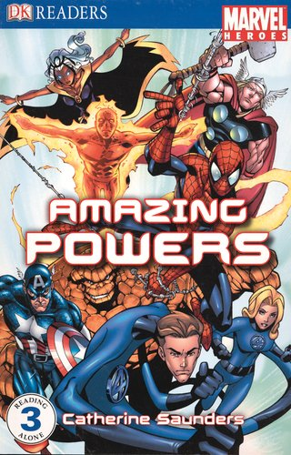 9780756634940: DK Readers L3: Marvel Heroes Amazing Powers