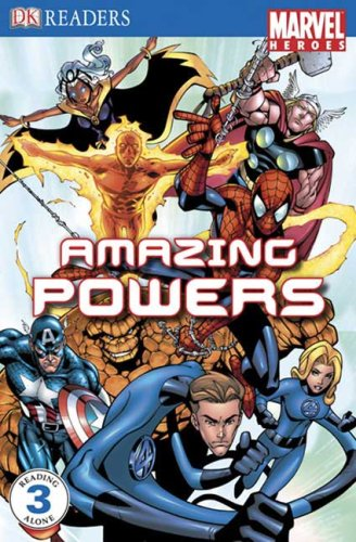 9780756634957: Amazing Powers