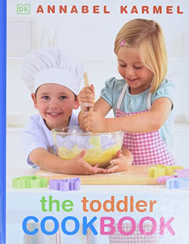 9780756635053: The Toddler Cookbook
