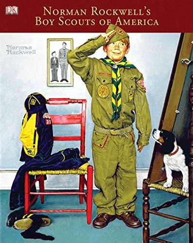 9780756635206: Norman Rockwell's Boy Scouts of America