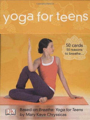 9780756635237: Yoga For Teens Card Deck