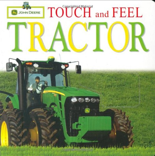 9780756635244: Touch and Feel Tractor (John Deere)