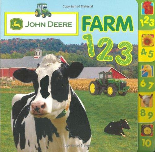 9780756635251: Farm 1 2 3 (John Deere)