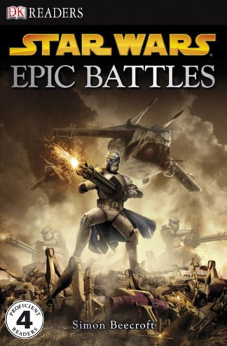 9780756636067: Star Wars Epic Battles (DK Reader - Level 4)