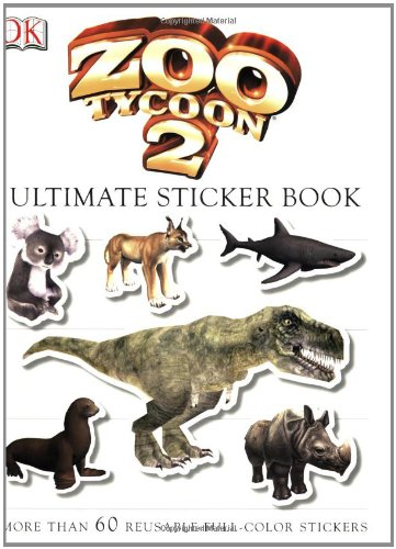 9780756636081: Zoo Tycoon Ultimate Sticker Book