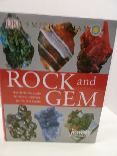 9780756636371: Rock and Gem A definitive guide to rocks, minerals, gems and fossils