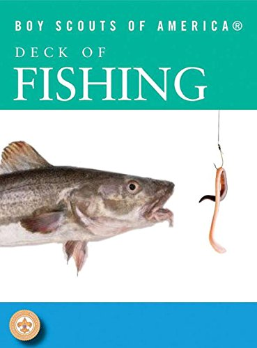9780756637217: Boy Scouts of America's Deck of Fishing