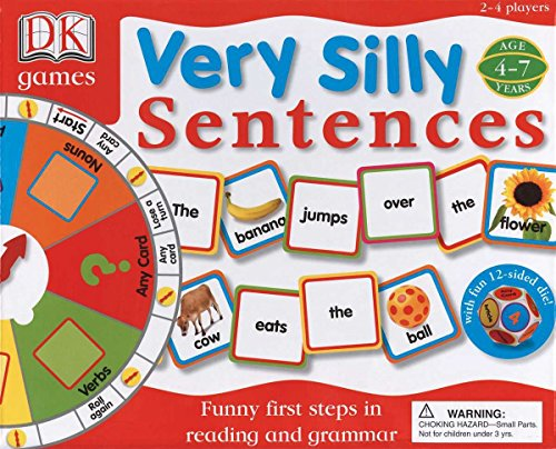 9780756637477: Very Silly Sentences (DK Toys & Games)