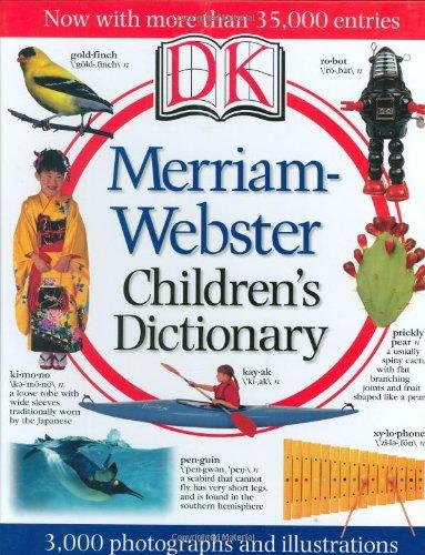 9780756637583: Merriam-Webster Children's Dictionary