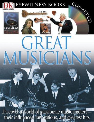 9780756637743: Great Musicians (DK Eyewitness Books)
