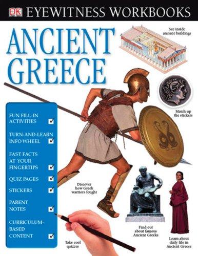 Eyewitness Workbooks Ancient Greece (DK Eyewitness Books): DK Publishing