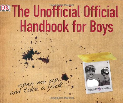 9780756638054: The Unofficial Official Handbook for Boys