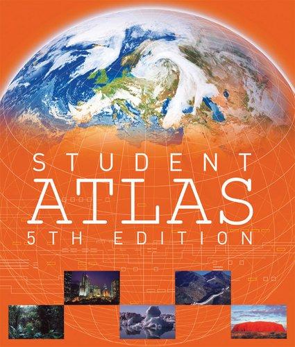 Student Atlas: 5th Edition (Student Atlas (DK)): DK Publishing