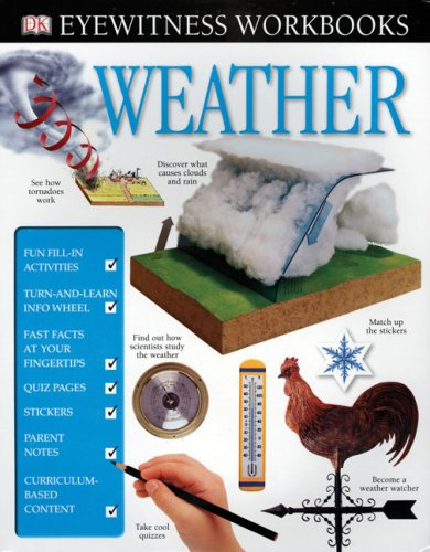 9780756638238: Eyewitness Workbooks: Weather