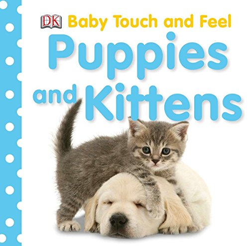 9780756638351: Baby Touch and Feel: Puppies and Kittens (Baby Touch & Feel)