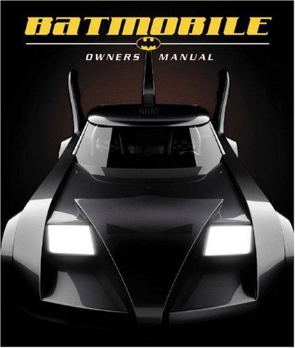9780756638399: Batmobile Owner's Manual