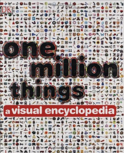 9780756638436: One Million Things: A Visual Encyclopedia