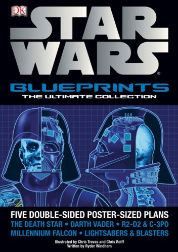 9780756638696: Star Wars Ultimate Blueprints Collection [With 5 Double-Sided Poster-Sized Plans]