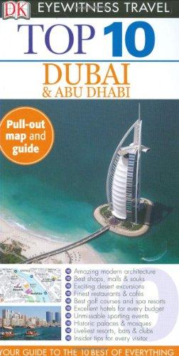 9780756639853: Top 10: Dubai & Abu Dhabi (Eyewitness Travel Guides)