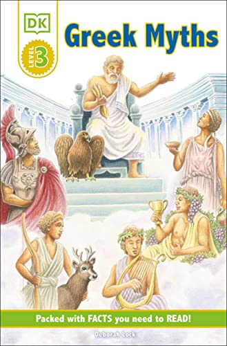 9780756640156: Greek Myths