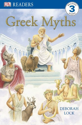 9780756640163: Greek Myths