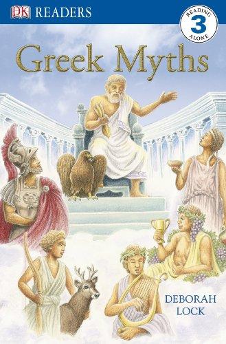 9780756640163: DK Readers L3: Greek Myths