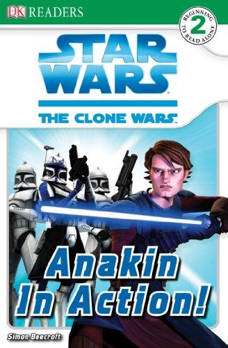 9780756640309: Anakin in Action! (Star Wars: The Clone Wars)
