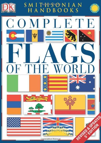 9780756641153: Complete Flags of the World (Smithsonian Handbooks (Paperback))