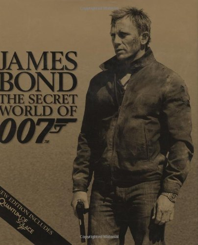 9780756641177: James Bond: The Secret World of 007