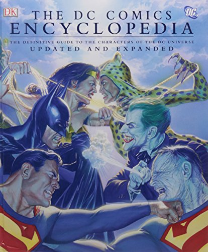 9780756641191: The DC Comics Encyclopedia, Updated and Expanded Edition