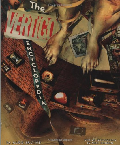 9780756641221: The Vertigo Encyclopedia
