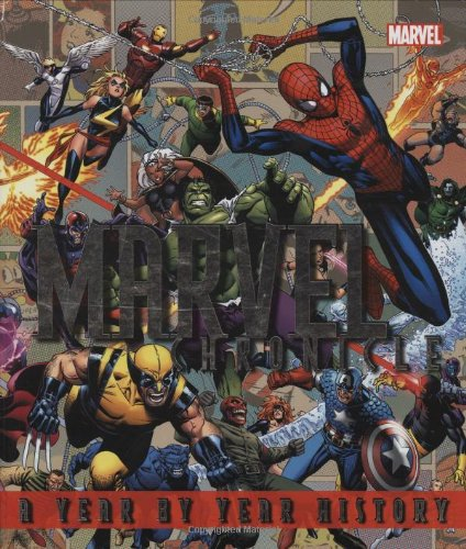 9780756641238: Marvel Chronicle