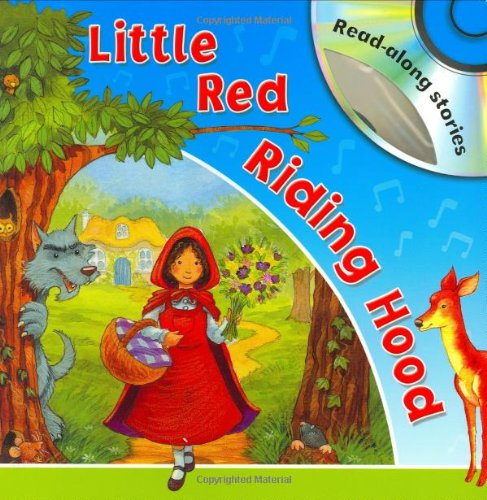 Little Red Riding Hood: Read-Along Paperbacks (Read-Along Stories): DK Publishing