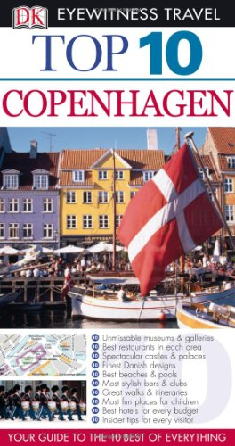 9780756642426: Top 10 Copenhagen (DK Eyewitness Top 10 Travel Guides)