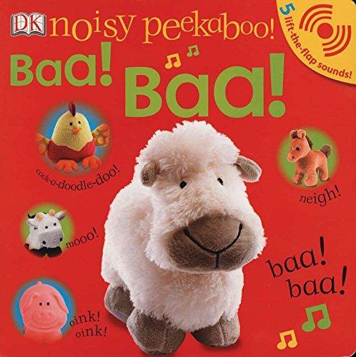 9780756642990: Noisy Peekaboo Baa! Baa!