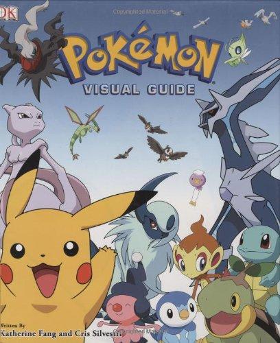 Pokemon Visual Guide: Katherine Fang; Cris Silvestri