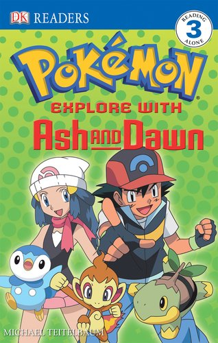 Explore With Ash And Dawn!: BradyGames