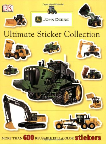 9780756644451: John Deere: Ultimate Sticker Collection (Ultimate Sticker Collections Ultimate Sticker Collections)