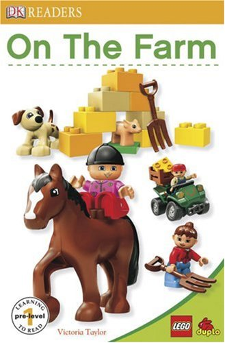 9780756645090: DK Readers L0: LEGO® DUPLO: On The Farm