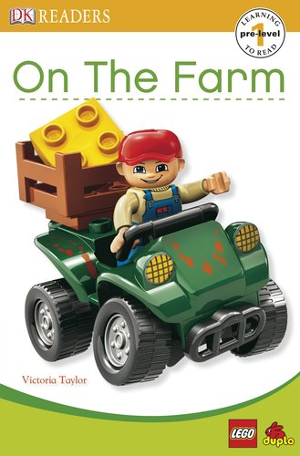 9780756645106: On the Farm (Dk Readers. Pre-Level 1)