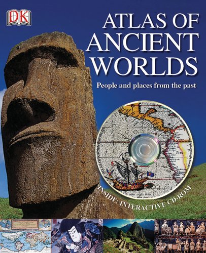 9780756645120: Atlas of Ancient Worlds