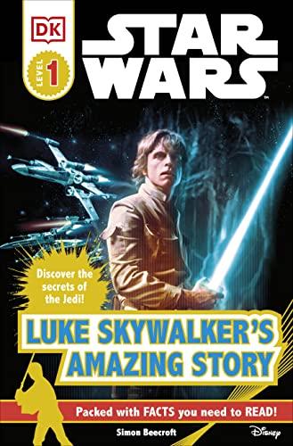 9780756645182: Star Wars: Luke Skywalker's Amazing Story
