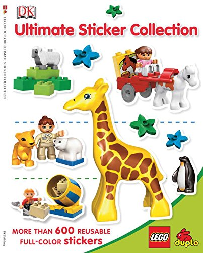 9780756645267: Ultimate Sticker Collection: LEGO Duplo (ULTIMATE STICKER COLLECTIONS)