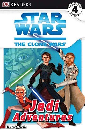 9780756645274: DK Readers L4: Star Wars: The Clone Wars: Jedi Adventures