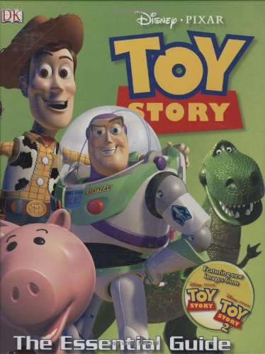 Toy Story: The Essential Guide (Dk Essential Guides) (0756645565) by Dakin, Glenn