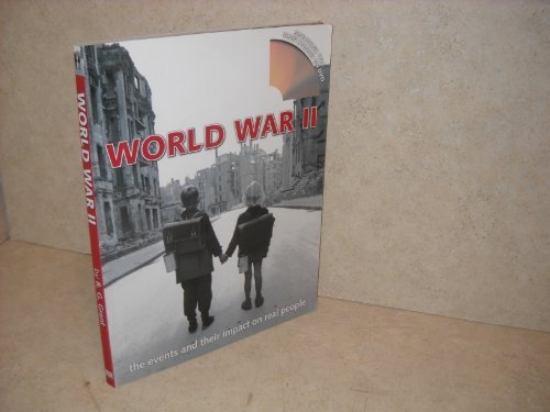 9780756645588: World War II: The Events and Their Impact On Real People (with DVD)