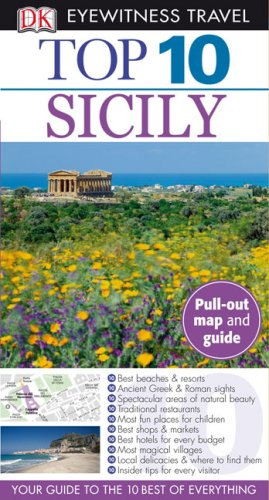 9780756645731: Top 10 Sicily (Eyewitness Top 10 Travel Guides)