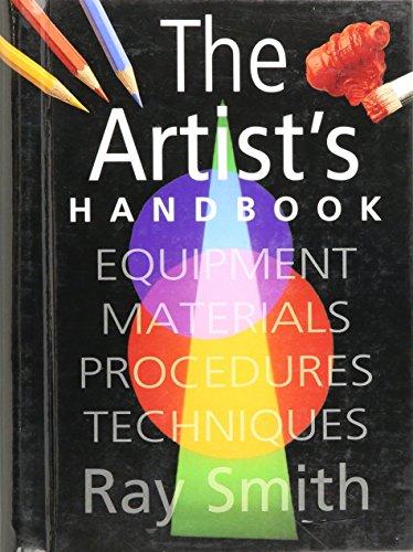 9780756645991: the artist's handbook