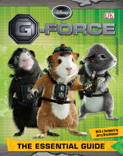 9780756651589: G-Force: The Essential Guide (DK Essential Guides)