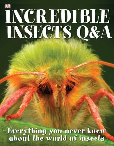 9780756651930: Incredible Insects Q & A